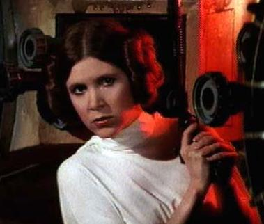 pictures of princess leia star wars. STAR Wars legend Carrie Fisher