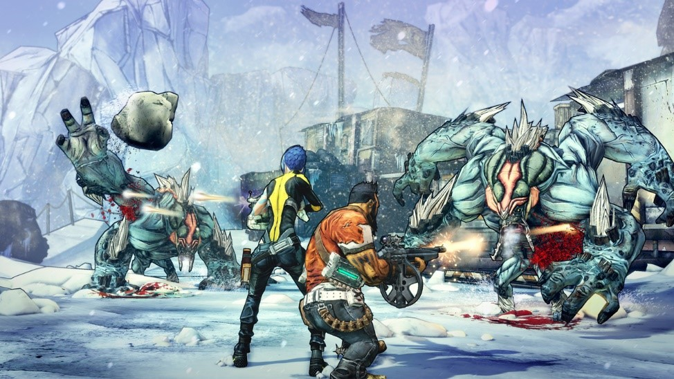 Bullymongs in Borderlands 2
